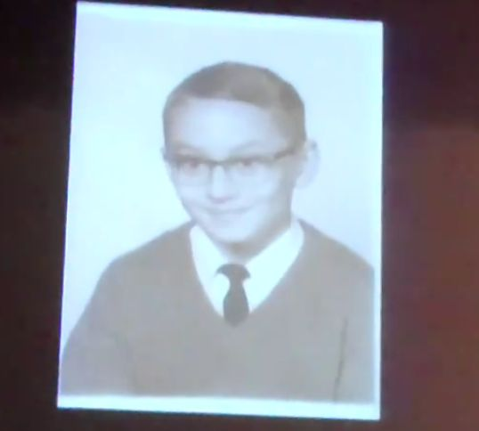 Photo Screencap: A Very Young Michael Emerson