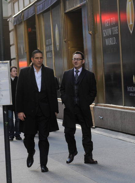"On Location For ""Person Of Interest"""