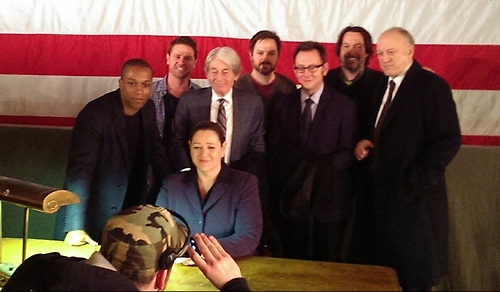 Photos: Michael Emerson and POI Cast