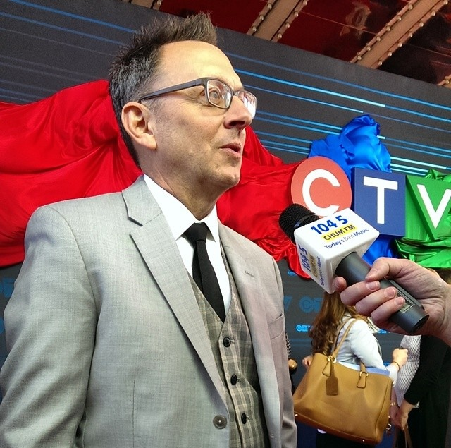 Photo: Michael Emerson CTV Upfront